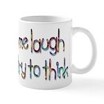 Boys Make Me Laugh Mug