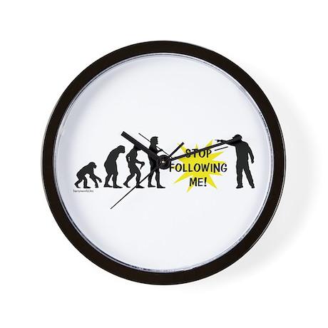 Stop Following! Wall Clock