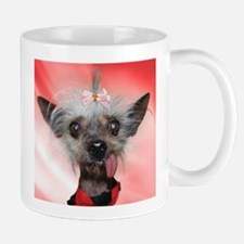 Cute Chinese crested Mug