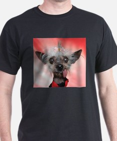 Funny Chinese crested T-Shirt