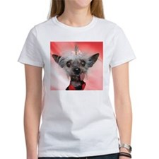 Cute Chinese crested Tee