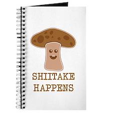 Shiitake Happens Journal