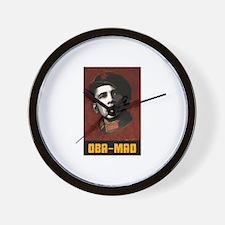 Unique Communist obama Wall Clock