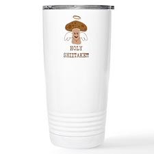 Holy Shiitake Travel Mug