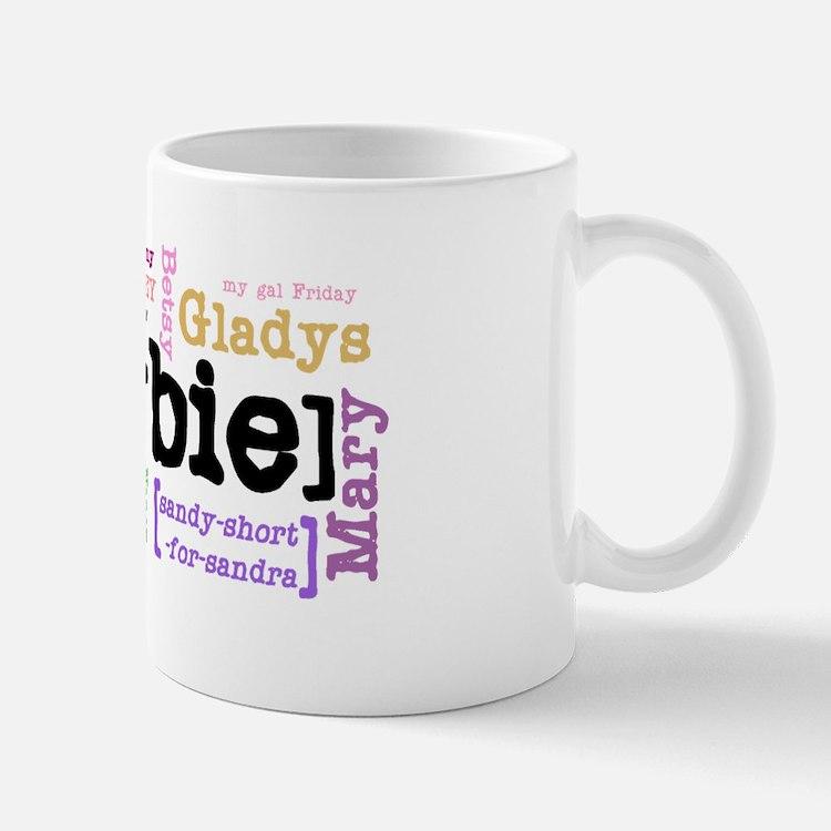 Girl's Name Mug