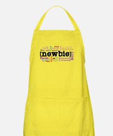 Girl's Name Apron