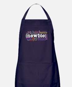 Girl's Name Apron (dark)