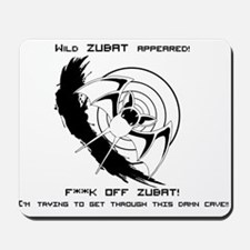Wild Zubat! -Light- Mousepad