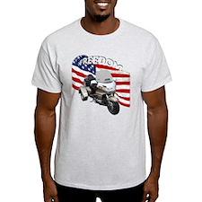 AB08 C-2K FREE BRONZE T-Shirt