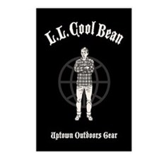 L.L. Cool Bean Postcards (Package of 8)