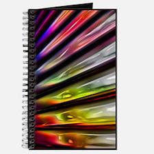 Burst Of Color Bars Journal