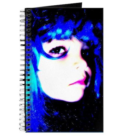 Wild Child Punk Art Journal