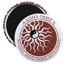 ALPHA OMEGA Magnet