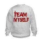 Team Myself Kids Sweatshirt