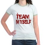 Team Myself Jr. Ringer T-Shirt