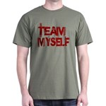 Team Myself Dark T-Shirt