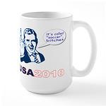 USA 2010 Large Mug