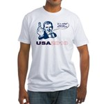 USA 2010 Fitted T-Shirt