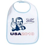 USA 2010 Bib
