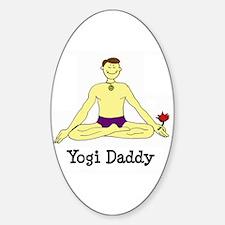 Yogi Daddy Decal
