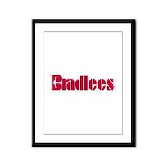 Remembering Bradlees Framed Panel Print