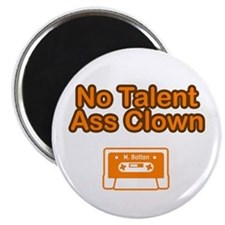 No Talent Ass Clown Magnet