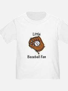Little Baseball Fan T