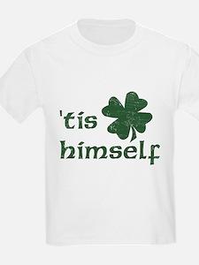 'Tis Himself Kids T-Shirt