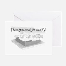 There Smore to Life in an RV! Greeting Card