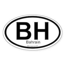 BH Bahrain Decal
