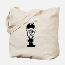 Muhammad Cartoon Tote Bag