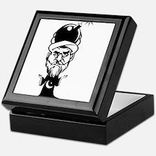 Muhammad Cartoon Keepsake Box