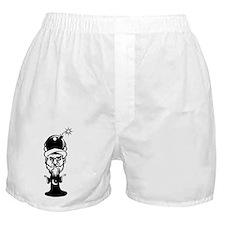 Muhammad Cartoon Boxer Shorts