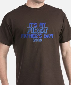 It's My First Father's Day 2010 T-Shirt
