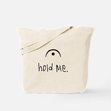 hold me (light) Tote Bag