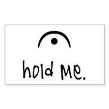 hold me (light) Decal