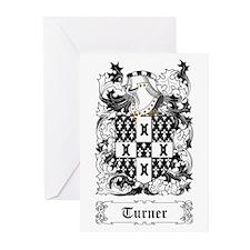 Turner [English] Greeting Cards (Pk of 10)
