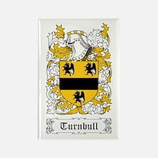 Turnbull I [English] Rectangle Magnet