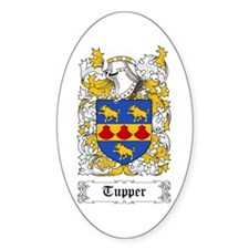 Tupper Decal