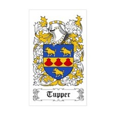 Tupper Sticker (Rectangular)