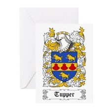 Tupper Greeting Cards (Pk of 10)