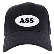 Official AssHat Baseball Hat