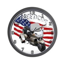 Funny Goldwings Wall Clock