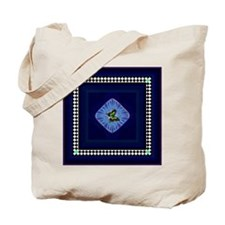 Blue Moon Butterfly  Tote Bag