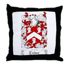 Tudor Throw Pillow