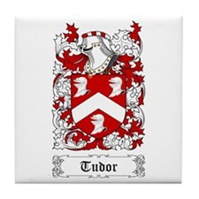 Tudor Tile Coaster