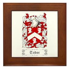 Tudor Framed Tile