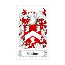 Tudor Sticker (Rectangular)