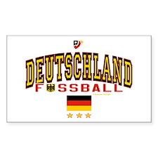 Germany Soccer/Deutschland Fussball/Football Stick