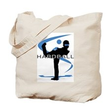 Funny Pitcher Tote Bag